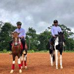 Memanah Sambil Berkuda di Lembah Durian Farm & Stable