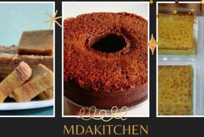 MDA Kitchen Menerima Pesanan Aneka Kue Basah