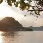Pemandangan Indah di Pulau Mengkudu
