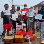 ACT Bandar Lampung Salurkan Bantuan Paket Makanan dan Sembako untuk Warga Terdampak Ombak