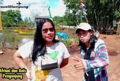 Berlibur di Agrowisata Tanjung Tirta