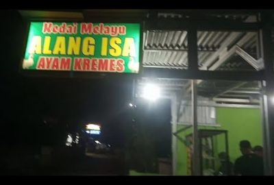 Cita Rasa Nomor Satu hingga Sambal Paling Jitu di Kedai Melayu Alang Isa