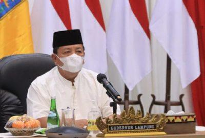 Gubernur Arinal Paparkan Progres Penanganan Covid-19 dan Pertanian di Silakwil ICMI