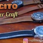 Cogito Leather Craft Mengubah Kulit Menjadi Barang Unik