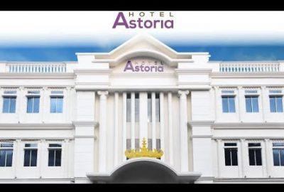 Mengantongi Sertifikat CHSE, Hotel Astoria Hadir Sebagai Solusi di Tengah Pandemi