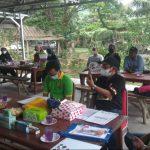 Ngopi dan Networking Dinner Komisi Lampung