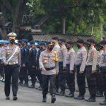 Wakapolda Lampung Pimpin Gelar Pasukan Operasi Patuh Krakatau 2021