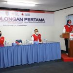 Ketua PMI Lampung Tutup Kegiatan PERTAMA-DAS