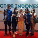 LKP Kridawisata lolos ke final V-Factor Indonesia