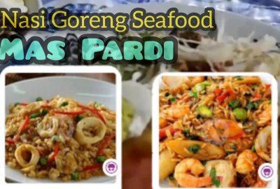 Nasi Goreng Seafood Mas Pardi Harganya Sangat Bersahabat