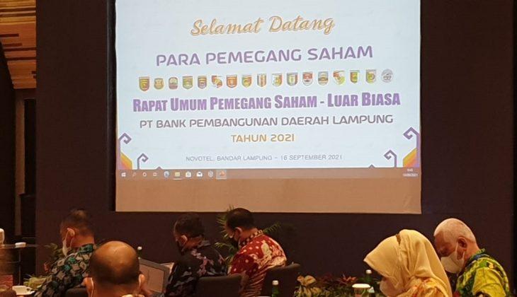 RUPS Bank Lampung