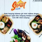 """Oktober Rindu Kampung Halaman"" di Seruit Resto, BBC Hotel Lampung"
