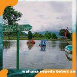 Wahana Bebek Goes Bumdes Wanabahari di Desa Durian