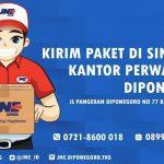 JNE Diponegoro Siap Jemput Kiriman Kamu
