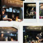 Asa Dibalik Booth Dik Dik Coffee