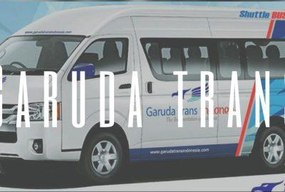 Garuda Trans Melayani Perjalanan Bandar Lampung-Palembang (PP)