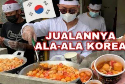 Tempat Makan Seafood ala Korea di Pringsewu