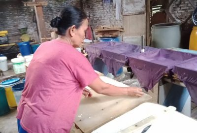 Hampir 25 Tahun Mini Menekuni Usaha Pembuatan Tahu