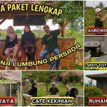Wisata Kekinian Terlengkap   Taman Sabina Lumbung Persada