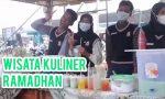 Bazar Kuliner Ramadhan Menjual Berbagai Menu...