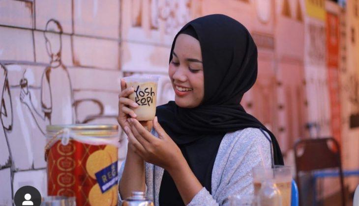 Yosh Milk Tea, cafe dengan suasana tema chic Japanese-Taiwan-Korean