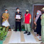 ACT Bandar Lampung, MT Babussalam Al-Ikhlas dan UBL Membagikan Paket Nutrisi untuk Pasien Isoman